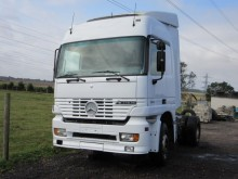 used Mercedes vehicle for parts truck part