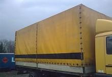 części zamienne do pojazdów ciężarowych plandeka nc używana