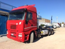 used Iveco box container truck part
