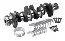 new Iveco crankshaft