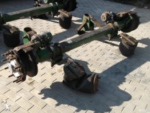 used BPW axles truck part