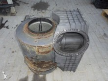 used Iveco air filter housing truck part