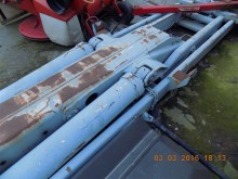 used Meiller skip loader arm truck part