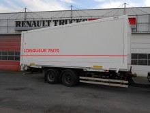 used Krone box container truck part