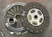 new Iveco clutch cover