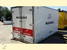 used Mercedes box container truck part