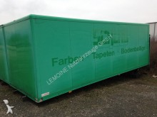 used box container truck part