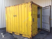 used container truck part