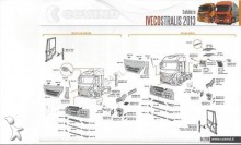 new Iveco bodywork truck part