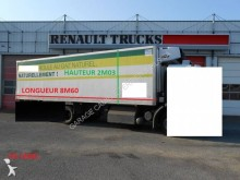 used Renault refrigerated container truck part