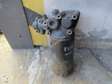 used oil filter housing