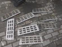 used Volvo footboard