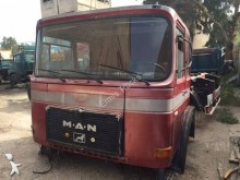 used MAN cab parts