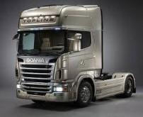 used Scania cabin