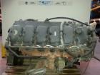gebrauchter Scania LKW Ersatzteile Motor