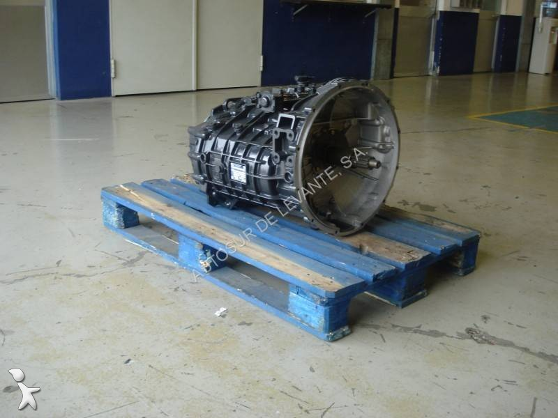 Коробка передачw zf 6s1000 to midlum,premium,volvo
