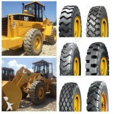 Caterpillar Solid OTR Tyre for Construction Machine/Wheel Loader Tire for 17.5-25 23.5-25 26.5R25