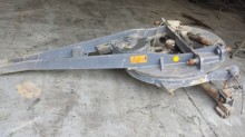 used Terex central blade