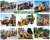 used road construction pieces