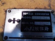 hidráulica Komatsu usada
