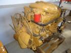 peças de motor Komatsu usado