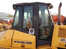 cabina New Holland usado