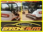 Bobcat escavatore BOBCAT 323 con carro allargabile
