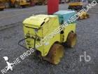 peça de máquinas de obras públicas Rammax 1510-CI