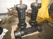 used Mecalac excavator parts