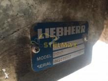 caja de cambios Liebherr usado