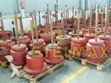 used Doosan excavator parts