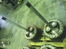 used Doosan reduction gear
