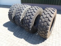 Michelin 335/80R20XZL 80%