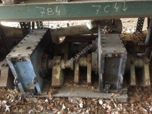 used crushing, sieving pieces