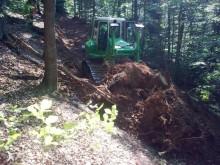 bulldozer Liebherr occasion