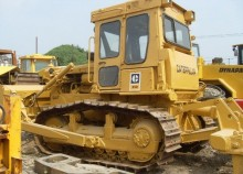Caterpillar D6D Used Track Dozer CAT D6D WITH RIPPER bulldozer