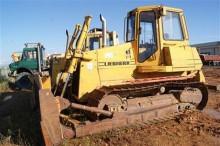 bulldozer Liebherr usado