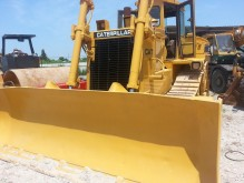 bulldozer Caterpillar D7H Used CAT D7H Bulldozer Track Dozer