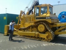 bulldozer Caterpillar D7H Used CAT D7H Dozer