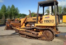 Case 1150C bulldozer
