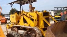 bulldozer Massey Ferguson usado