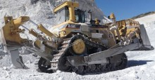 bulldozer Caterpillar D10N