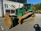 bulldozer Caterpillar D6M LGP **Bj 2003/13150H/Klima/6-Wege**
