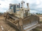bulldozer Caterpillar D 7 R + RIPPER