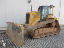 bulldozer Caterpillar D6N LGP - 6 Wege Schild - Mieten !