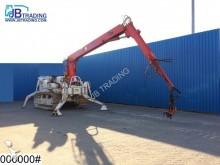 Caterpillar D7E Rubs Crane Diebolt D 24.94, 175 KW bulldozer