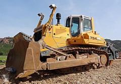 Liebherr PR 754 Litronic bulldozer