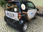 carro citadino Smart usado