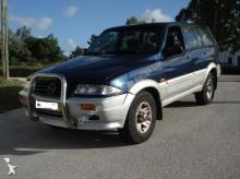 carro 4 x 4 / SUV Ssangyong usado