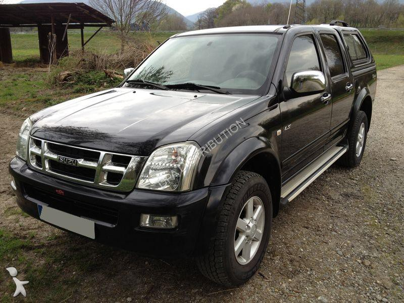 photos voiture isuzu pick up isuzu occasion 1145787